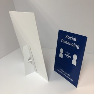 Social Distancing POS