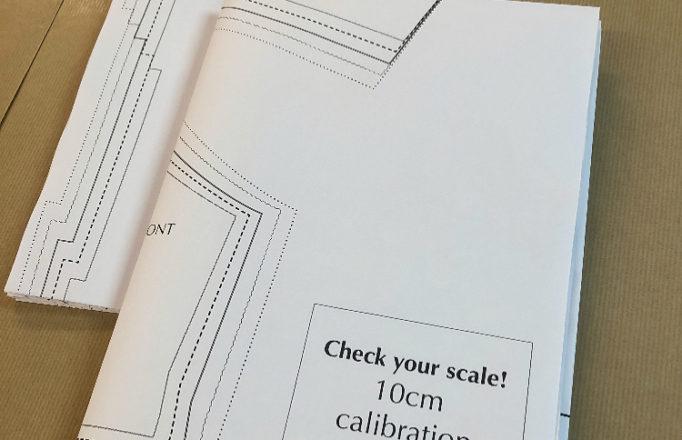Scrubs Pattern Printing A0